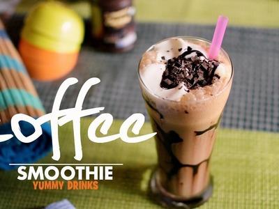 Coffee Smoothie in nepali | How to Make Coffee Smoothie | Yummy Nepali Kitchen
