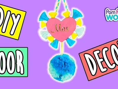 DIY Door Decor Ideas!!   How To Wow Show   Official Pom Pom Wow