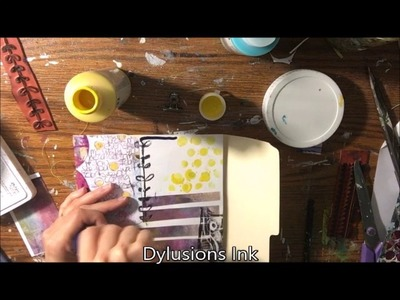 File Folder Cover How To