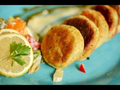 Fish Cake Recipe | How To Make Fish Cutlets | Ramadan Special
