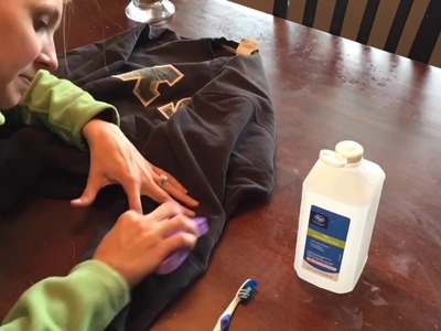 Fix This: How To Remove a Paint Stain From Clothes - Easy DIY