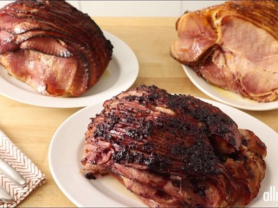 Holiday Recipes - How to Make 3 Awesome Ham Glazes