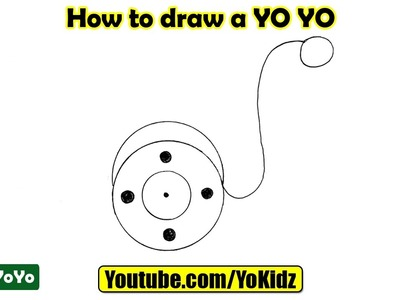 How to draw a YOYO