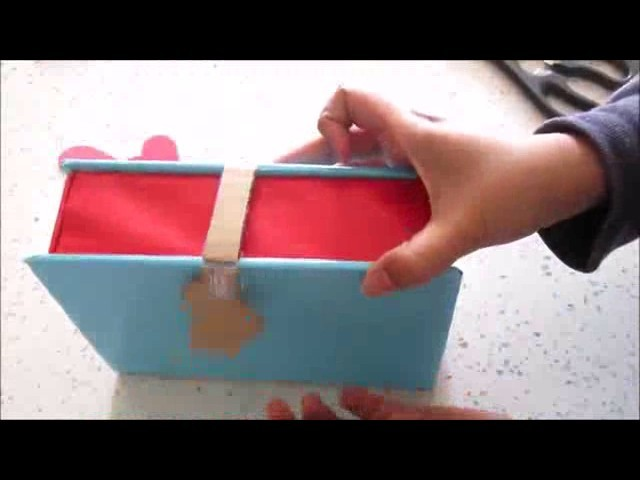 How To Make A Book Box ~ How to make a book box with lock ur secrets in