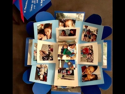 How to make a love box photo collage