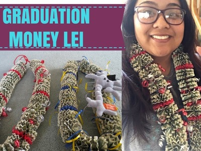 HOW TO MAKE A MONEY LEI!