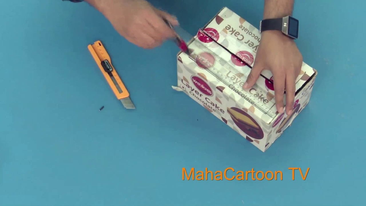 How to Make a Night Light Lamp from Waste Material | Techno Kids | Life Hacks