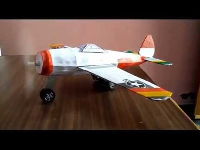 How to make a paper airplane aircraft