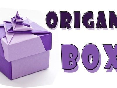 how to make a simple paper box