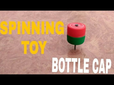 How To Make Beyblade | Spinning Toy