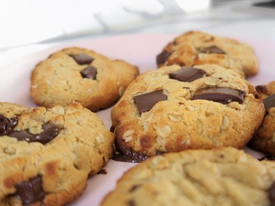 HOW TO MAKE BOMB.COM PROTEIN COOKIES