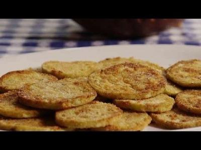 How to Make Breaded Eggplant- HogarTv  By Juan Gonzalo Angel