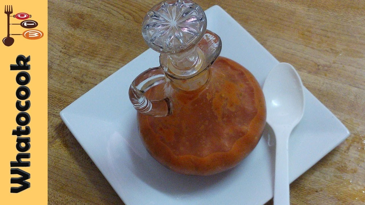 How To Make Homemade Trindad Pepper Sauce