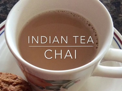 How to make Indian tea in the microwave Easy & Quick Method
