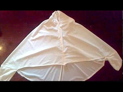 HOW TO MAKE KHIMAR  WITH SLEEVES | MATV