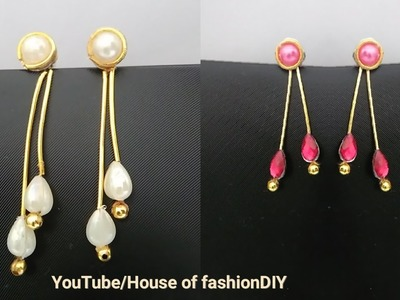 afdc07b6d Earrings, How to make quilling earrings and a bracelet to mach., How ...