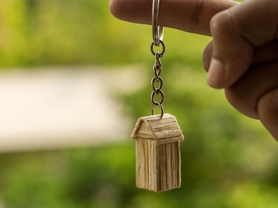 How To Make Match stick Key Ring  Like a Pro - At Home  Matchstick Craft