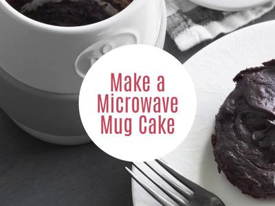 How to Make Microwave Mug Cake | Pampered Chef