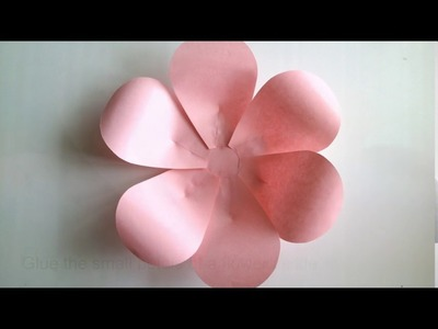 How To Make Paper Flowers easy Step by Step on YouTube