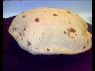 How To Make Pita. Roti. Flat Bread | MATV
