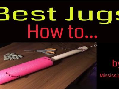 How to make Tattle tale Jugs (best jugs noodles)