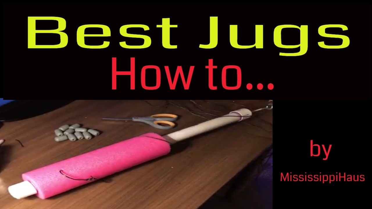 How to make tattle tale jugs best jugs noodles my for How to make fishing noodles