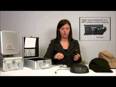How to Use LaserCap Training Video