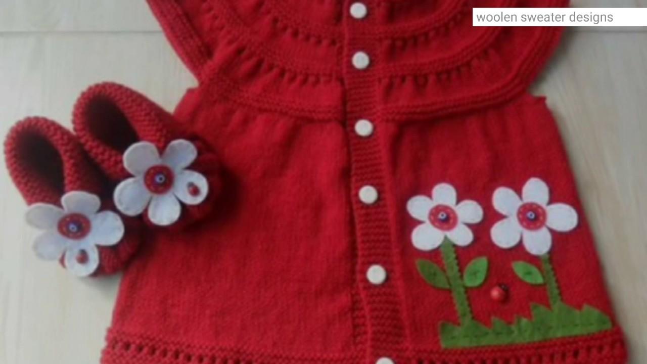 5baffbf284ad Kids Sweater Design   woolen handmade sweater designs - knitting ...