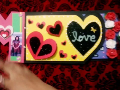Mom scrapbook card. . Special gift for mom.????????????