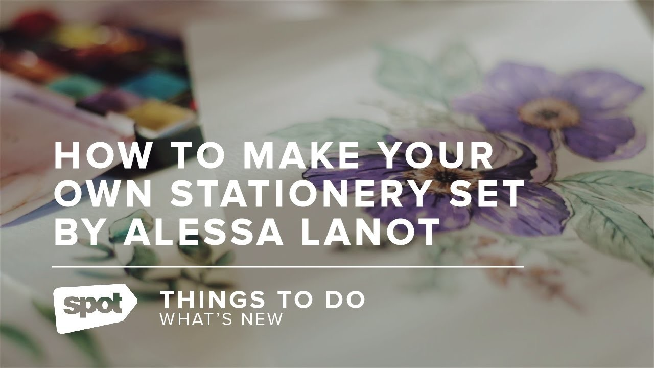 Pro tips for how to make your own stationery set my How to make your own ornaments ideas