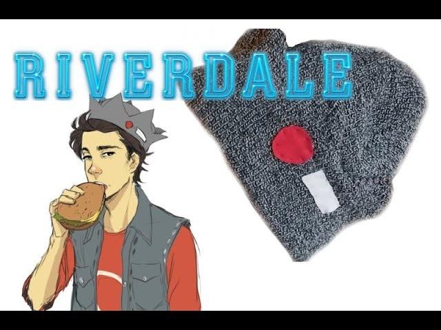 RIVERDALE DIY - HOW TO MAKE JUGHEAD S HAT❤️ 4bdb5b662c1