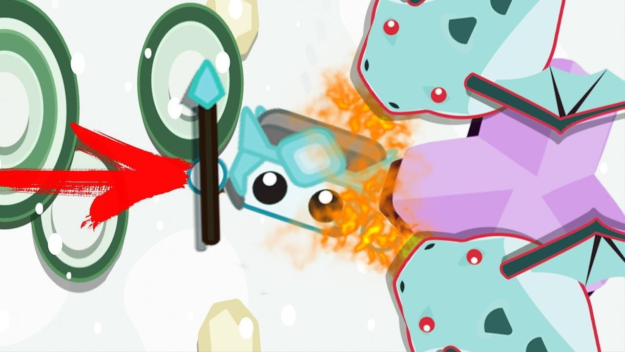 Starve.io - HOW TO GET THE AMETHYST?HOW TO WIN THE DRAGON?