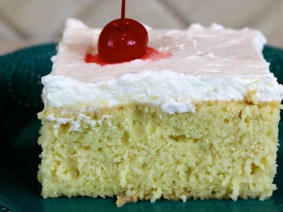 Tres Leches Cake | How to Make a Tres Leches Cake
