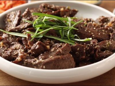 Weeknight Recipes - How to Make Easy Bulgogi Beef