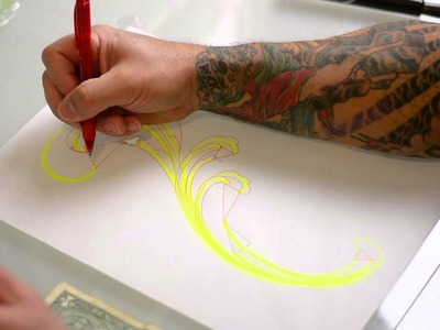 How to draw Filigree