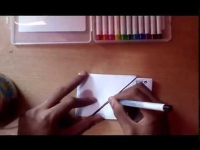 How to make paper camera for kids . . .its easy.