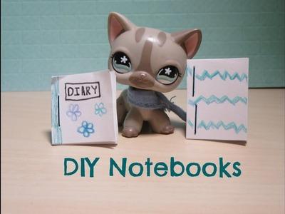 LPS: Easy DIY Notebooks!