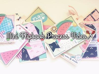 Mini Flipbook Process Video ✂️