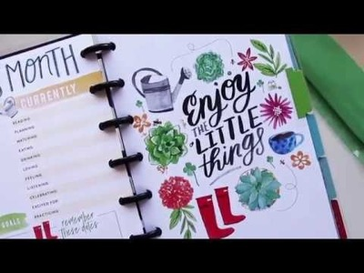 MINI HAPPY PLANNER: HAUL + CÓMO ES POR DENTRO?
