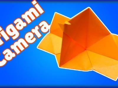 Origami Camera - How to Make An Origami Camera - Dollar Bill Camera- Paper Camera kids- Paper Kawaii