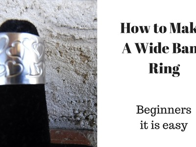 Rings for women + how to make beginners