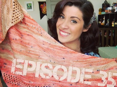 Bad Wolf Girl Sits & Knits- Episode 35