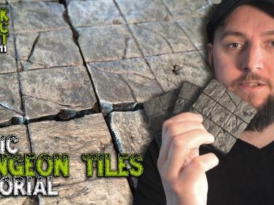 Basic Dungeon Tiles For D&D Tutorial (Episode 011)