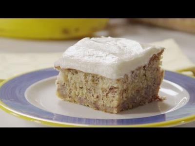 Cake Recipes - How to Make Banana Cake