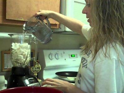 Homemade Coconut Oil-Cold Pressed.MP4