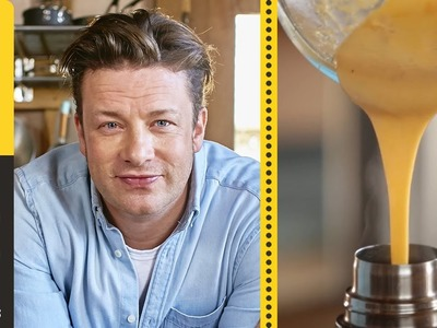 How to make Hollandaise Sauce | Jamie Oliver
