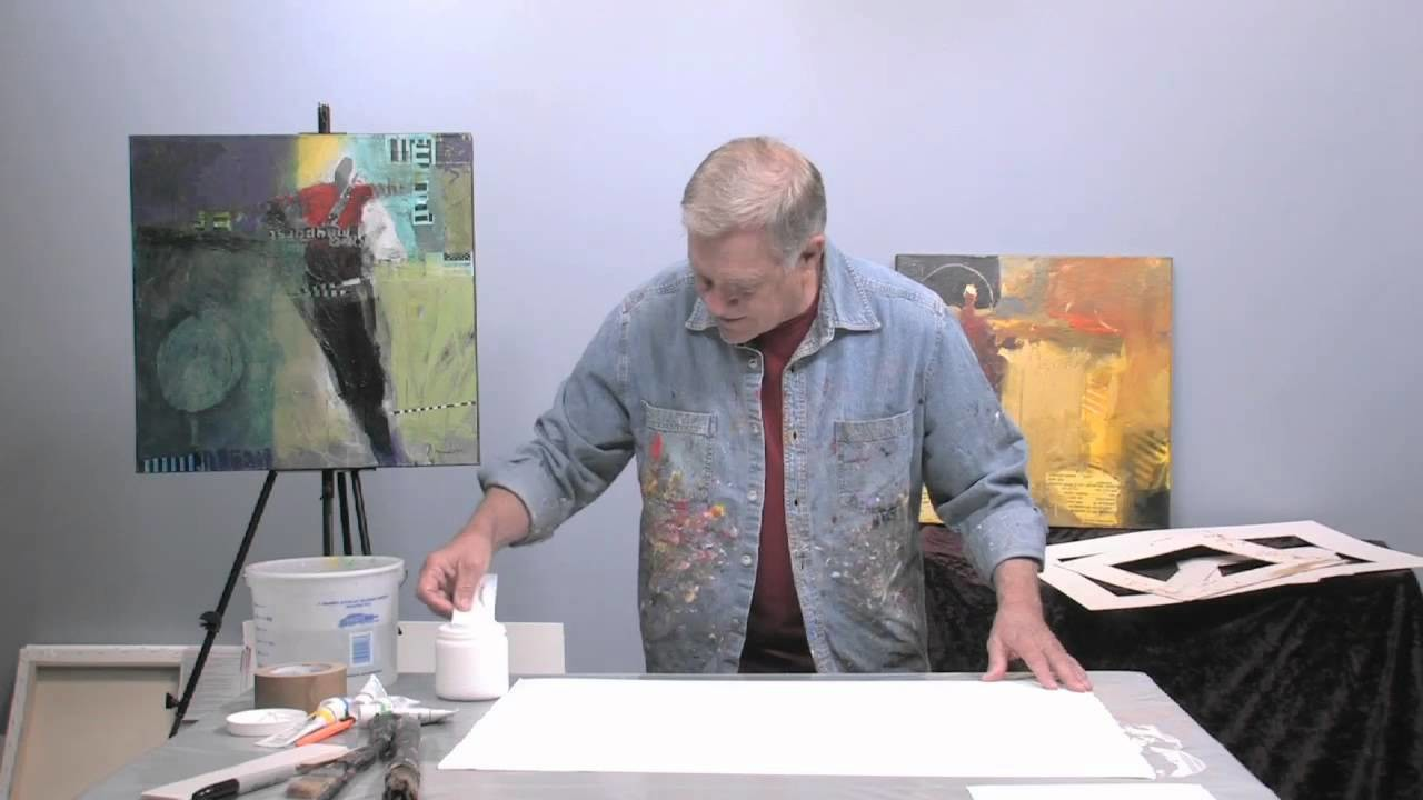 How to Set Up Your Studio and Supplies