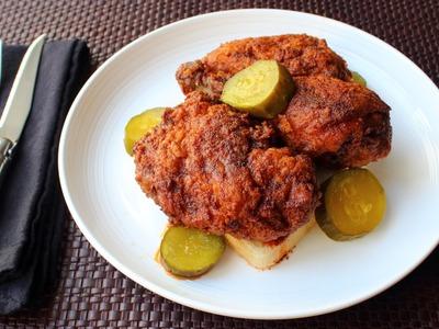 Nashville Hot Chicken - How to Make Crispy Nashville-Style Fried Chicken