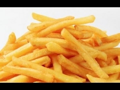 The Best Homemade French Fries  - Crispy.