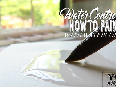 The Best Way Control Watercolor? Your Questions Answered